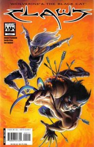 Claws (2006 series) #2, NM + (Stock photo)