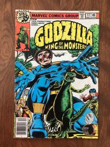 Godzilla: King of the Monsters #17 (Marvel; Dec, 1978) - Fine