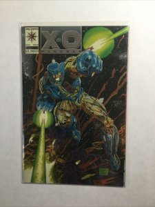 X-O Manowar 0 Near Mint Nm Valiant