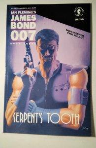 James Bond 007: Serpent's Tooth #3 (1993) Dark Horse Comic Book J756