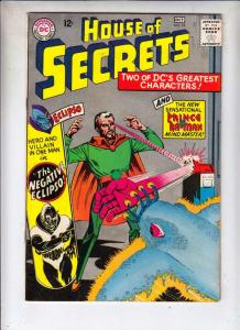 House of Secrets #74 (Oct-65) VG/FN+ Mid-Grade Eclipso