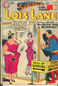 Superman's Girl Friend, Lois Lane #5 (1958)