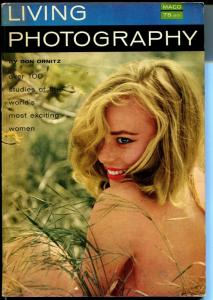 Living Photography 1959-Maco-glamour-cheesecake-pin-ups-VG