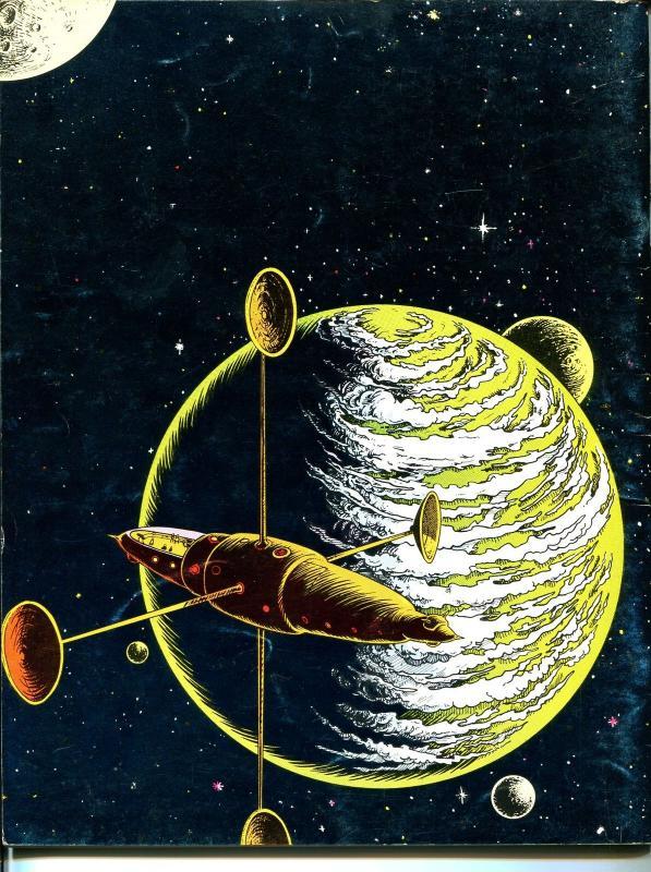 Graphic Story Magazine #16 1971-Howard Nostrand-Wolverton-Evanier-Metzger-VG