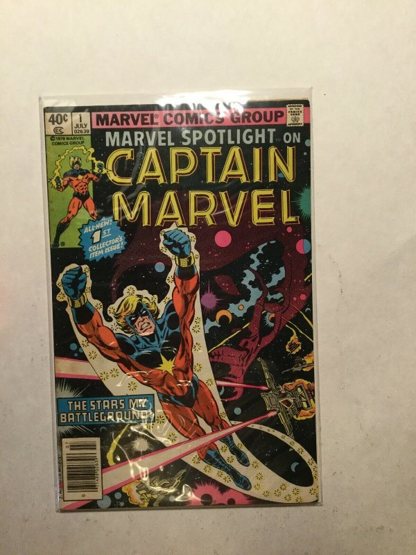 Marvel Spotlight 1 Very Good Vg 2.0 Marvel