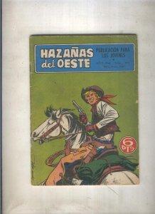 Hazañas del Oeste numero 193: Los estafadores (Armando)