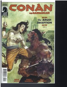 Conan #5 (Dark Horse, 2012)