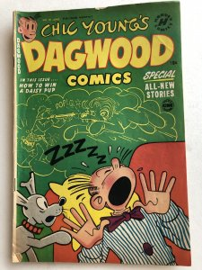 Dagwood#19, VG, nice flat book see photos
