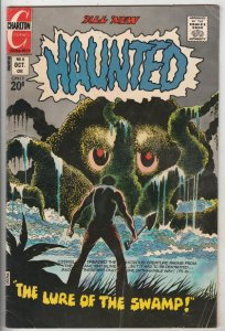 Haunted #8 (Oct-72) FN Mid-Grade