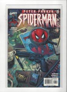 Peter Parker Spider-Man (Vol 2) #26  Marvel Comic NM
