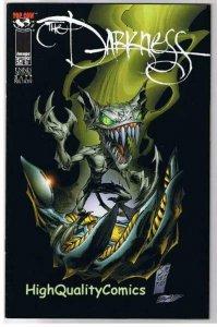 DARKNESS #5 6 7 8, NM-, Garth Ennis, Marc Silvestri, 1996, 4 issues in all