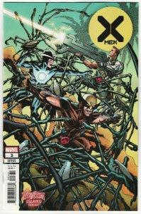 X-Men #3 Mckone Venom Island Variant (Marvel, 2020) NM