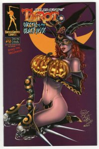 Tarot Witch Of The Black Rose #16 Cvr B (Broadsword, 2002) VF/NM