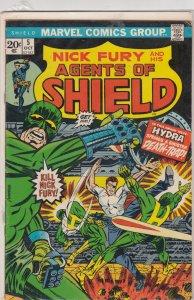 SHIELD #5 (1973)