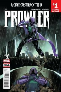 PROWLER (2016 MARVEL) #1