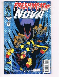 Nova #5 FN Marvel Comic Book Guardians Of The Galaxy May 1994 DE35