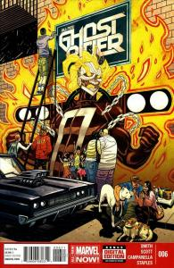 All-New Ghost Rider #6 VF/NM; Marvel | save on shipping - details inside
