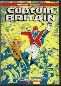 Captain Britain TPB (Marvel, 1988)