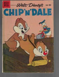 Chip N Dale #17 (Dell, 1959)