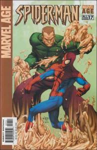 Marvel MARVEL AGE: SPIDER-MAN #17 VF