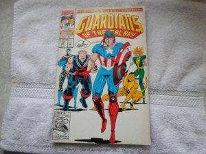 NOV. 1992 MARVEL COMICS GUARDIANS OF THE GALAXY # 30