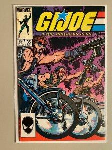 G.I. Joe A Real American Hero #35 Direct Edition 6.0 FN (1985)