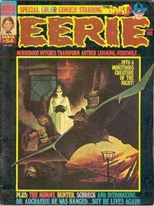 Eerie (1965 series) #54, VF (Stock photo)