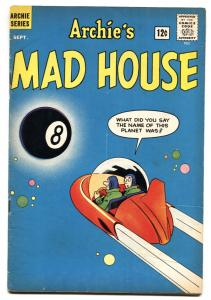Archie's Madhouse #21 Hilda- Eight Ball cover comic book