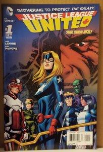 Justice League United #1 (2014)