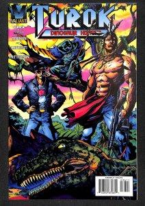 Turok, Dinosaur Hunter #36 (1995)