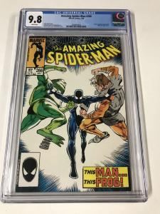 Amazing Spider-Man #266 CGC 9.8