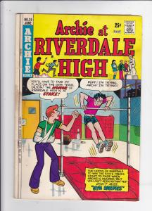 Archie at Riverdale High #25
