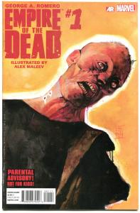 EMPIRE of the DEAD #1, VF, George Romero, Zombies, Alex Maleev, 2014,Vampires
