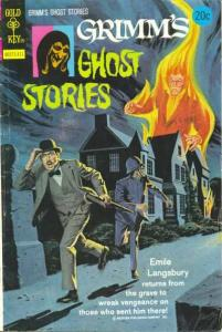 Grimm's Ghost Stories #13, VG+ (Stock photo)