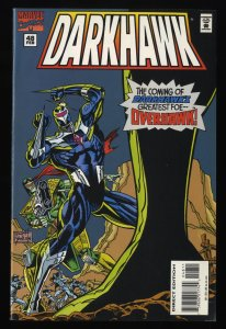 Darkhawk #48 VF/NM 9.0 1st Overhawk!