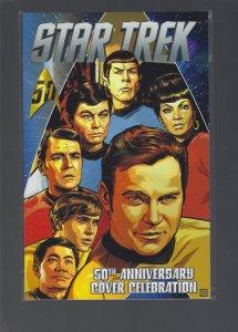 Star Trek: 50th Anniversary Cover Celebration #1 (2016)