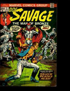 6 Comics Savage 3 Creatures Loose 23 Shanna 4 Marvel Collectors 4 Tales 3 4 NE3