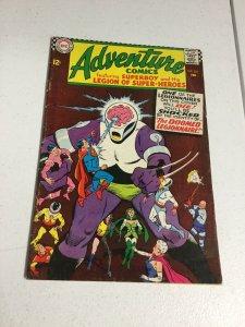 Adventure Comics 353 Vg Very Good 4.0 DC Comics