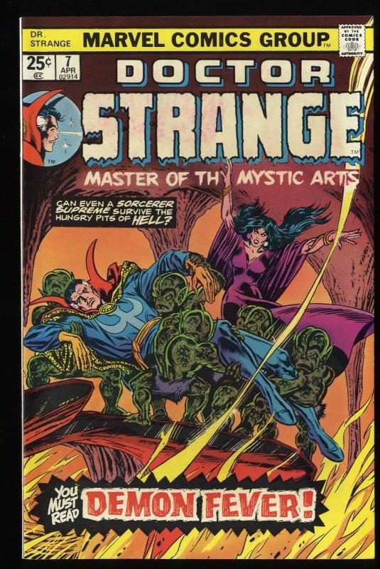 Doctor Strange #7 VF+ 8.5 Marvel Dr