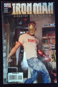 Iron Man #24 (2008)