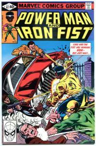 POWER MAN & IRON FIST #62, 64 65, VF/NM, Luke Cage, 1974, Kung-Fu, 3 issues