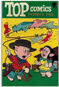 TOP COMICS 2 PORKY PIG VG-F