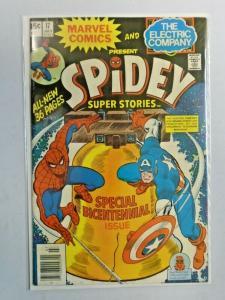 Spidey Super Stories #17 water damage 5.0 (1976)