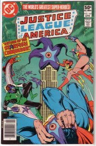 Justice League of America   vol. 1   #189 GD