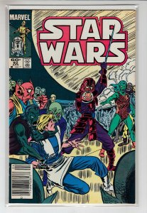 STAR WARS (1977 MARVEL) #82 VF+ A35125