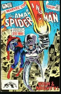 AMAZING SPIDER-MAN #237-1983-MARVEL-very fine VF