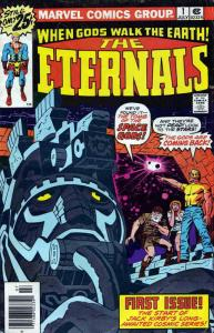 Eternals, The #1 FN; Marvel | save on shipping - details inside