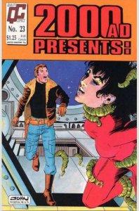 2000 AD #23, VF/NM, Dan Dare, Quality Comics  more Indies in store