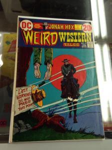 Weird Western Tales 17 FN/VF Jonah Hex May. 1973