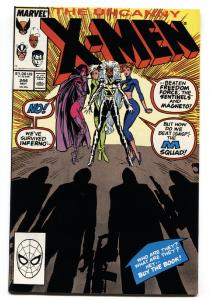 X-MEN #244-Marvel comics-1ST JUBILEE . WOLVERINE STORM  NM-